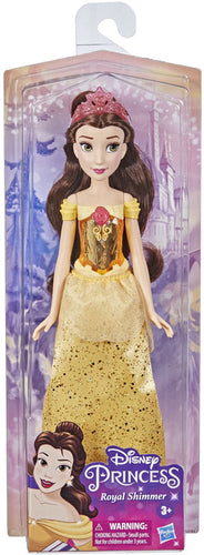 Disney Princess Beauty & the Beast Belle Shimmer Doll