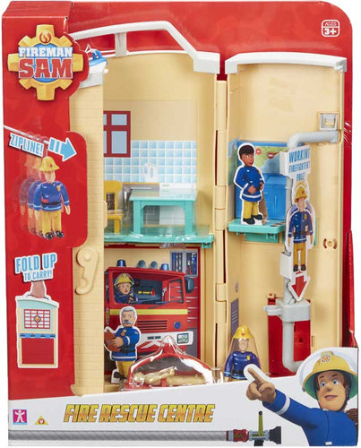 Fireman Sam Fire Rescue Centre