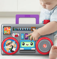 Load image into Gallery viewer, Fisher Price L&l Boom Box
