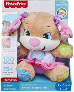 Fisher Price Smart Stages Sis