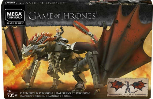 Game Of Thrones Daenerys And Drogon