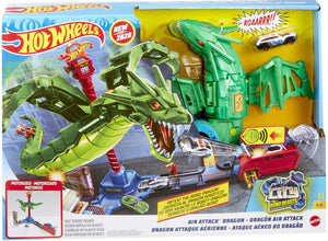 Hot Wheels City Air Attack Dragon