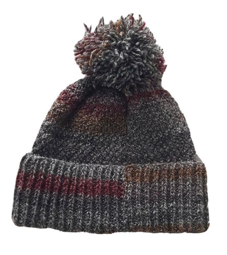 The Woolly Robyn Hand-Knitted Adult Bobble Hat