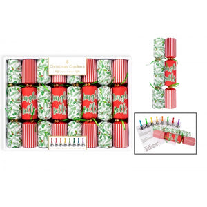 "Harvey & Mason 8 X 12"" Jingle Bell Crackers"