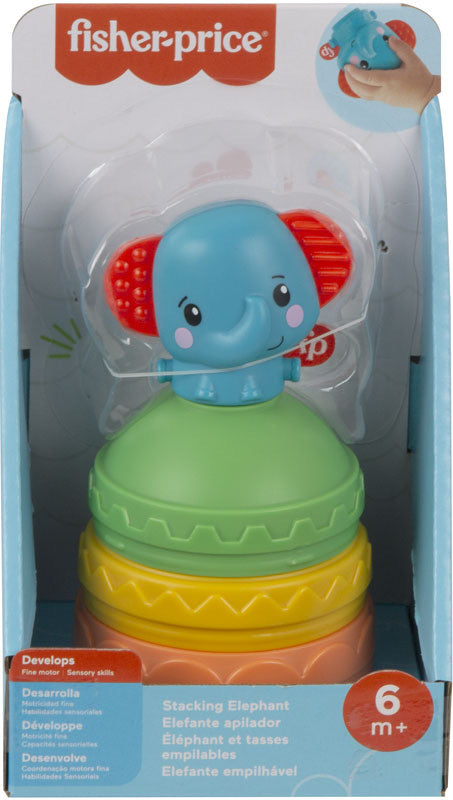 Fisher-Price Stacking Cup Elephant