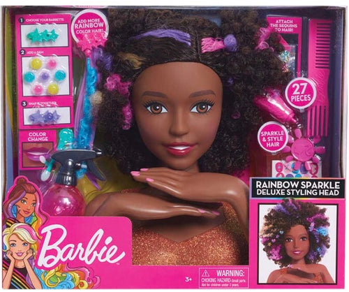 Barbie Sparkle Deluxe Styling Head