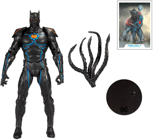 DC Comics Batman The Murder Machine figure