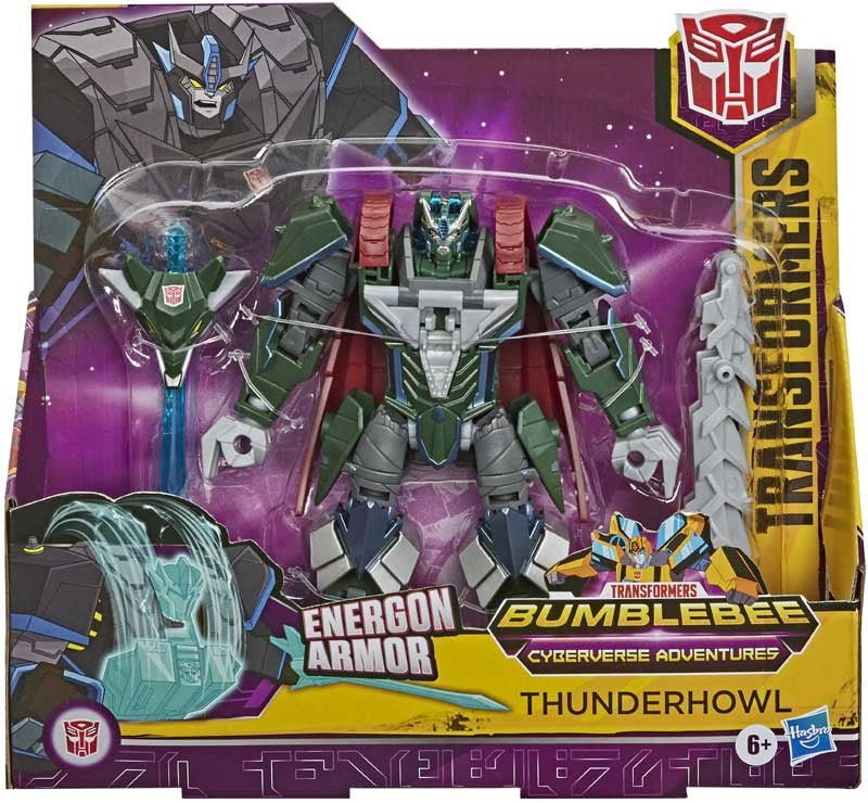 TRANSFORMERS CYBERVERSE ULTRANSFORMERS THUNDERHOWL