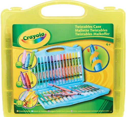 Crayola Twistable Case