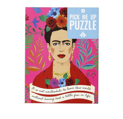 Talking Tables Pick Me Up Puzzle Frida Kahlo