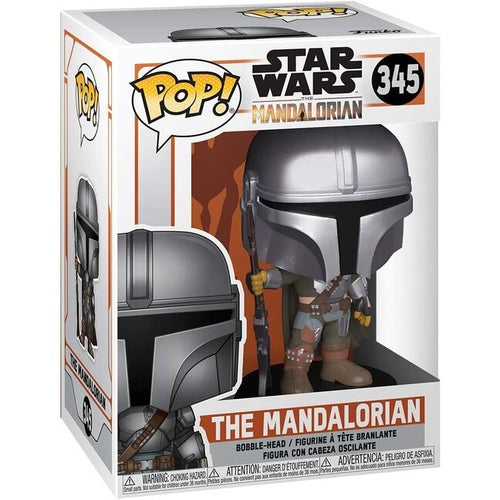 Funko POP figure Star Wars Mandalorian The Mandalorian