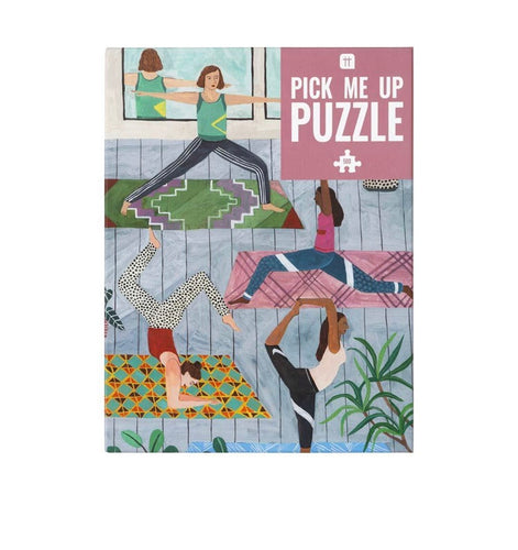 Talking Tables Pick Me Up Puzzle Yoga