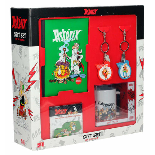 Asterix gift set