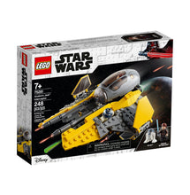 Load image into Gallery viewer, Lego Star Wars Anakins Jedi Interceptor (75281)