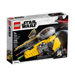 Lego Star Wars Anakins Jedi Interceptor (75281)