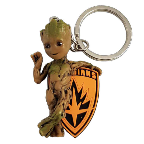 Marvel Guardians of the Galaxy Baby Groot keychain