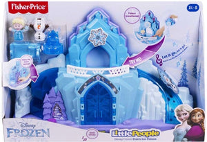 Disney Frozen Fisher Price Elsas Ice Palace