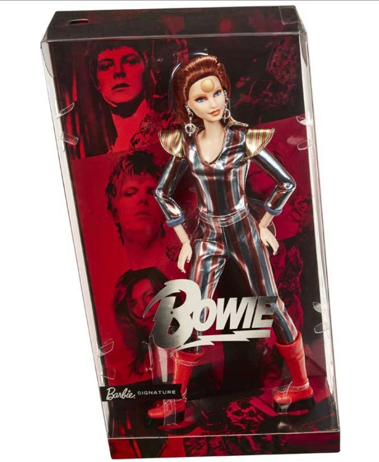 Barbie X David Bowie Doll