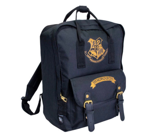 Harry Potter Hogwarts Black Backpack
