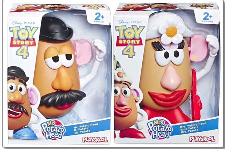 Toy Story 4 Classic Mr Potato Head