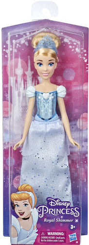 Disney Cinderella Royal Shimmer Fashion Doll