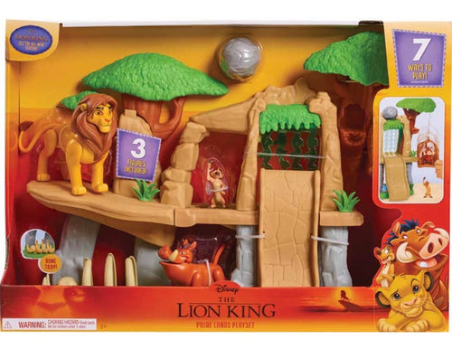 Disney The Lion King Classic Pride Land Playset