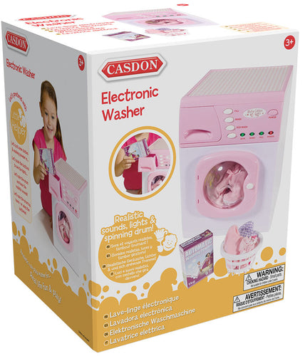 Casdon Electronic pink washer