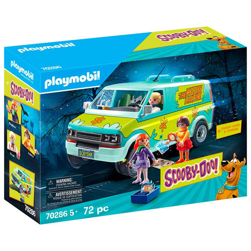 Playmobil Scooby-Doo! The Mystery Machine