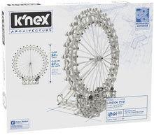 Load image into Gallery viewer, K'nex Architecture London Eye Building Set