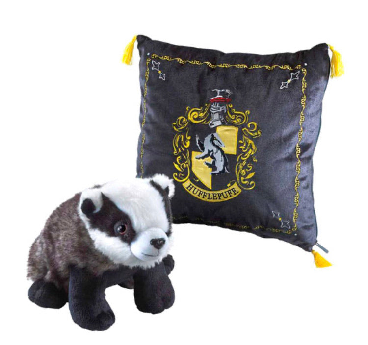 Harry Potter Hufflepuff House Mascot cushion