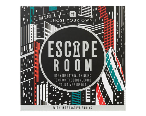 Talking Tables Host your own escape room