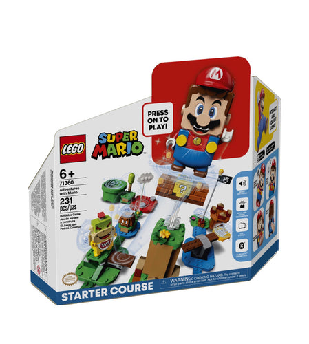Lego Adventures with Mario Starter Course (71360)