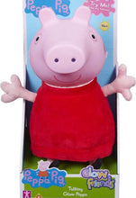 Load image into Gallery viewer, Peppa Pig Glow Friends Talking Glow Peppa