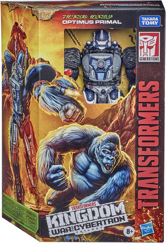 Hasbro Transformers Generations War for Cybertron Optimus Primal