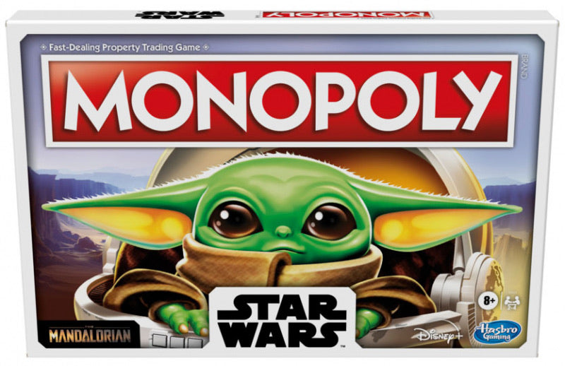 Hasbro Monopoly the Child Game