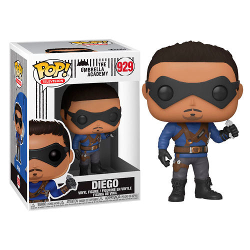 Funko POP figure Umbrella Academy Diego Hargreeves