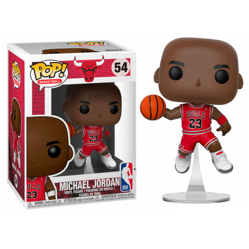 Funko POP figure NBA Bulls Michael Jordan -DAMAGED BOX