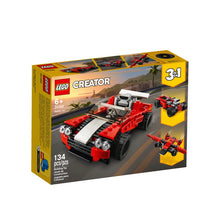 Load image into Gallery viewer, Lego Creator Sports Car (31100)