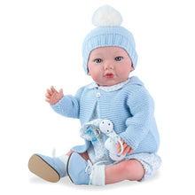 Load image into Gallery viewer, Newborn Blue doll 45cm