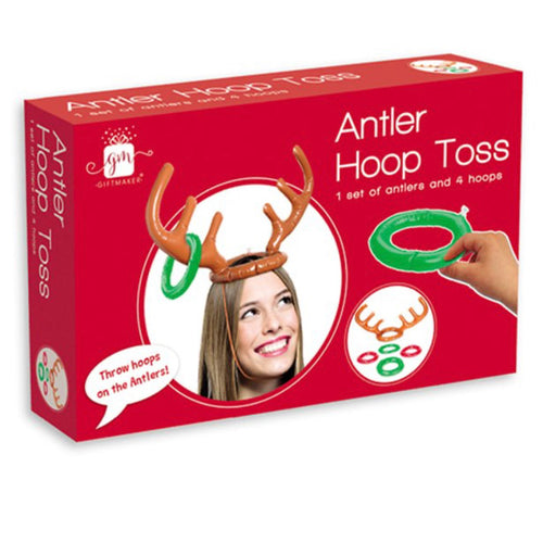 Inflatable Antler Hoop Toss Game