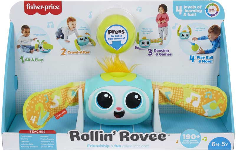 Fisher Price Rollin' Rovee