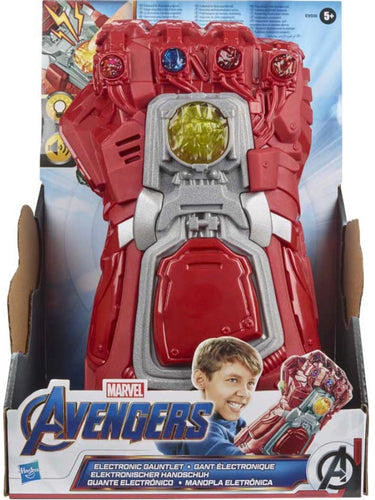 Marvel Avengers Red Electronic Gauntlet