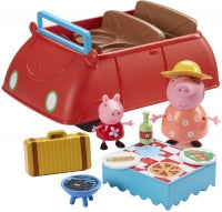 Load image into Gallery viewer, Peppa Pig Peppa's Big Red Car