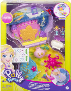 Polly Pocket Polly & Shani Seashell Purse