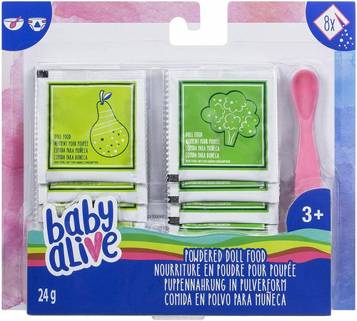 Baby Alive Powered Doll Food