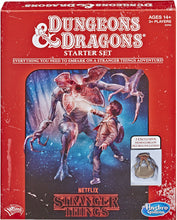 Load image into Gallery viewer, Stranger Things Dungeons N Dragons