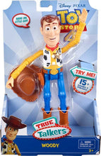 Load image into Gallery viewer, Toy Story True Talkers Woody Figure