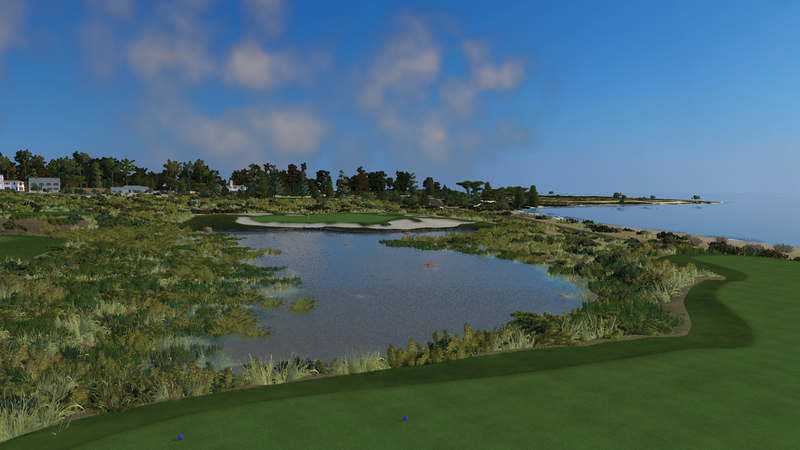 Spyglass Hill<sup>®</sup> Golf Course & The Links at Spanish Bay™– FSX 2018 Course Bundle