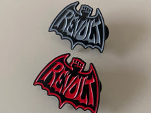 Load image into Gallery viewer, REVOLT pins!Set of two for 19.99