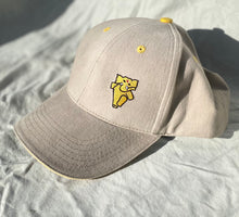 Load image into Gallery viewer, Tan Appa hat w yellow details variant